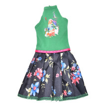 1Pc Handmade Fashion Dress Party Gown Clothes Outfits For 11 1/2 for Doll Accessories Gift Grils Best Birthday Gifts(China)