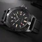 Relogio masculino Механические часы для мужчин люксовый бренд PAGANI Дизайн Силиконовая Резина Спортивные автоматические мужские часы Новые мужские часы - 4