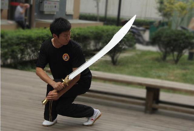 Dragonhead Bagua Dao