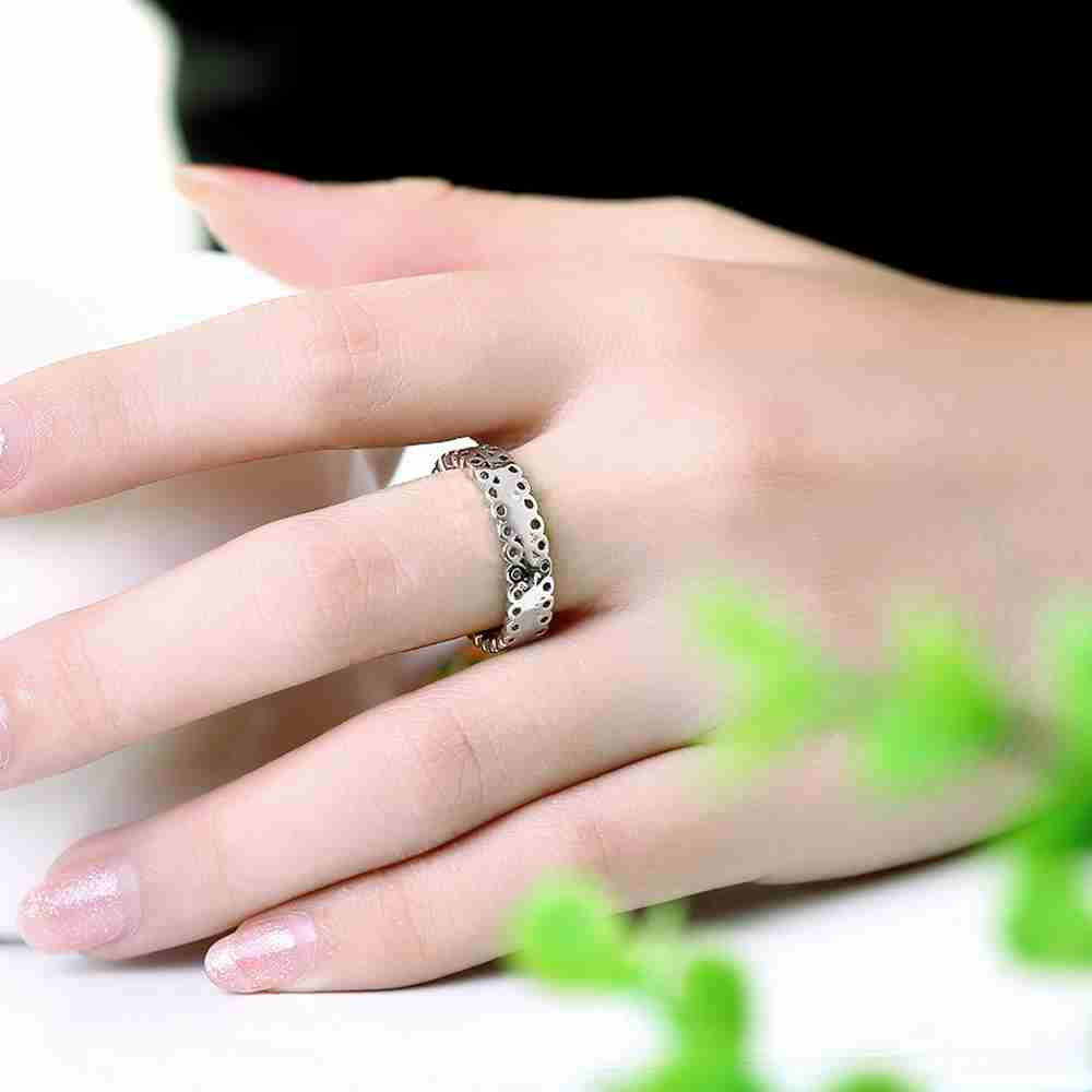 hot sell Hot 2015 women jewelry gold color wedding ring Cellular ...