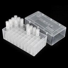 52*77*146 мм пластиковая коробка, портативный флакон для духов, дисплей и легко составленный круг духов диаметром 15 мм