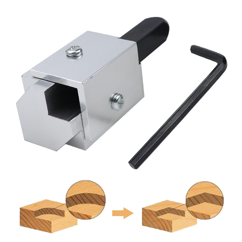 Square Quick Cutting Corner Chisel Wood Chisel Squaring Tool For Squaring Hinge Recesses Mortising Wood Carving Tools