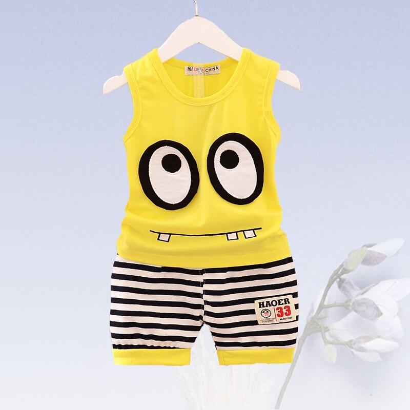 Băieți pentru copii haine de vară pentru copii îmbrăcăminte - Haine copii