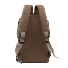 Casual Canvas Backpack For Women & Men