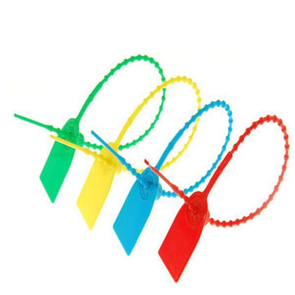 10pcs High Quality Logistics Plastic Cable Ties Plastic