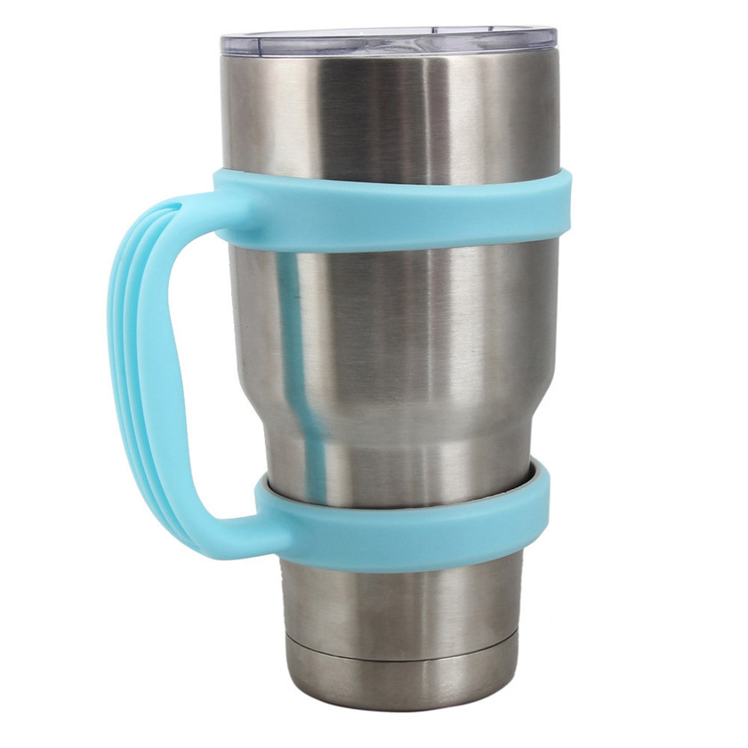 Home High Quality 30 Oz Stainless Steel Insulated Tumbler Mug Handle Safty Dropshipping