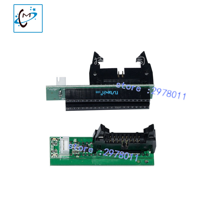 Wholesale !!! Large format printer Flora Polaris PQ512 print head connector card LJ320P interface card V1.3 head connector hot sales 1pc large format printer of flora lj320p printer polaris printhead ink sub tank selling