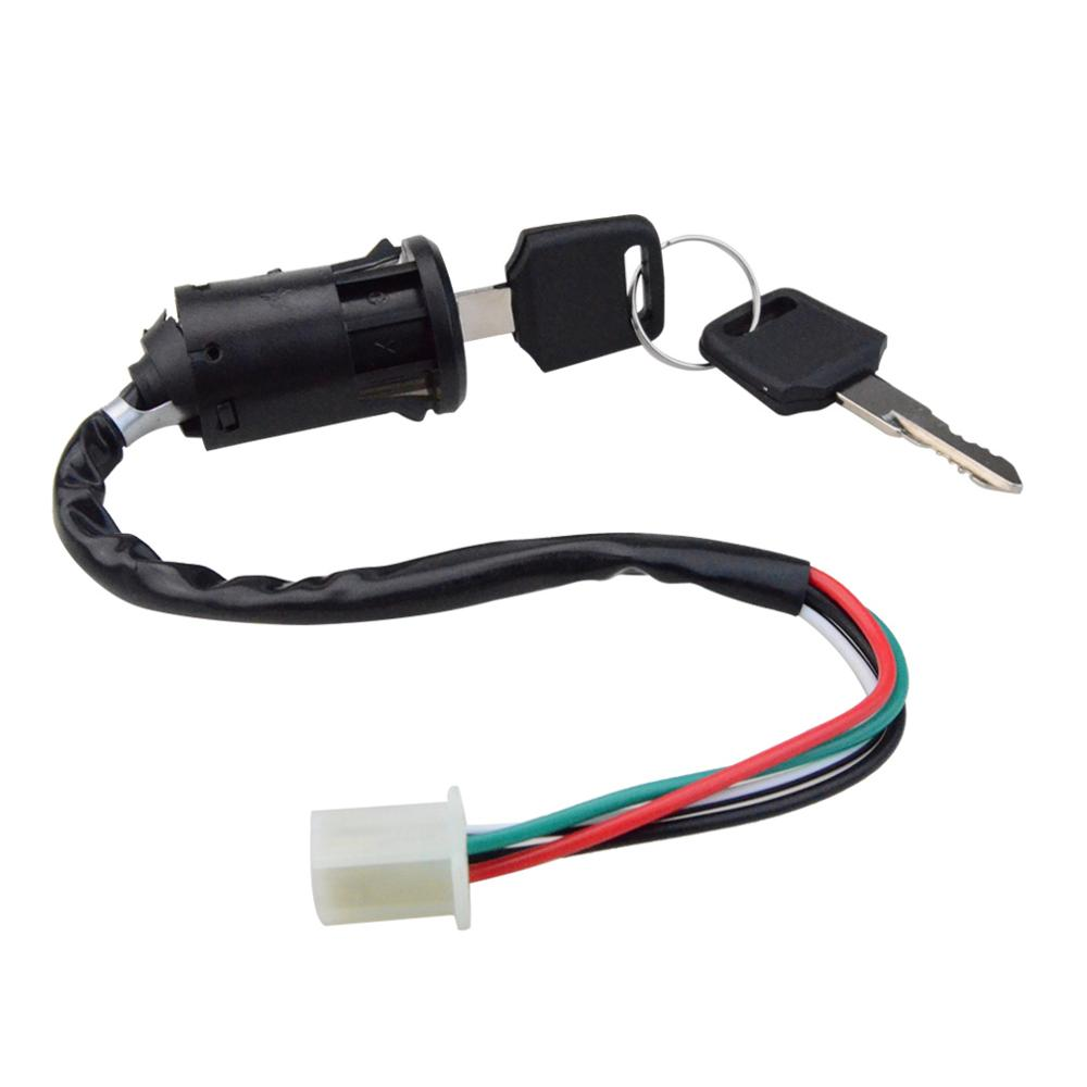GOOFIT Ignition Rebuilt Kit Wiring Harness for 50cc 70cc 90cc 110cc 125cc Stator CDI Coil ATV Quad Bike Buggy Go Kart H388 071 in Motorbike Ingition from Automobiles Motorcycles