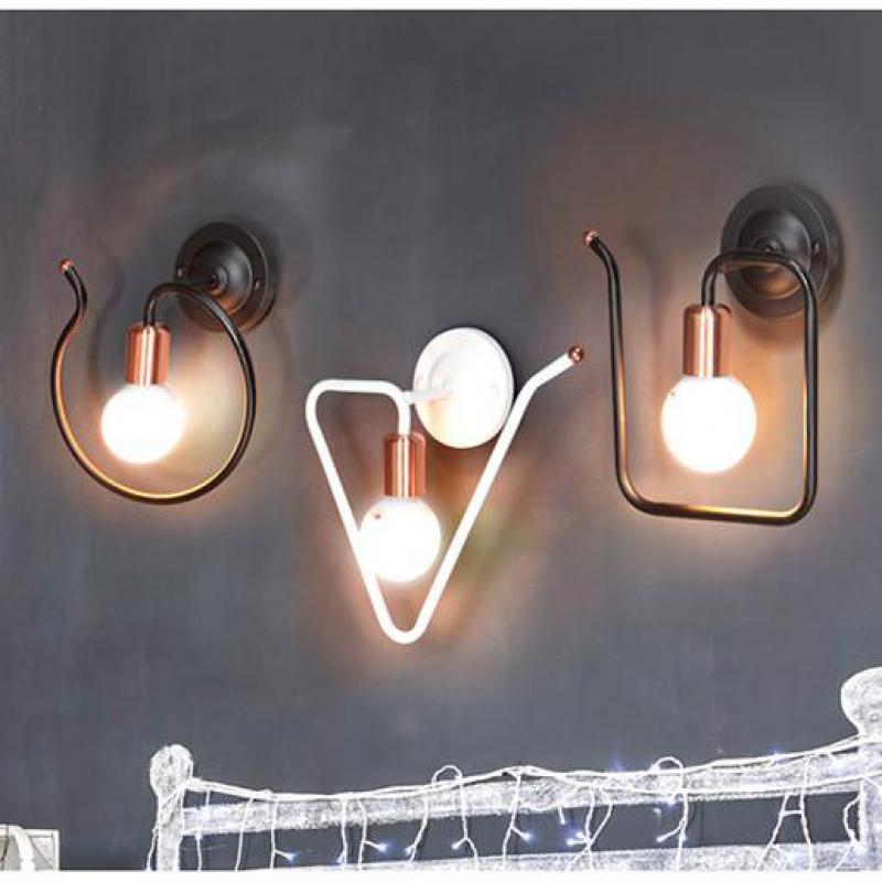 Светодиодный свет бра гладить современные украшения дома настенные светильники для Спальня/лестницы ночники детская настенные светильник...