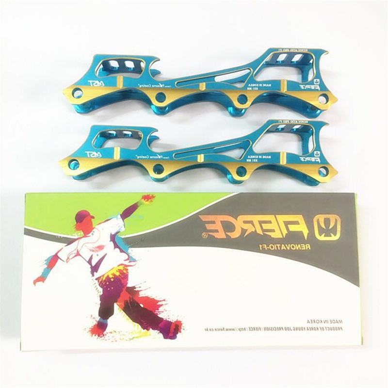 Schaukel Inline Slalom FSK Skating Rahmen für zweifarbige FIRECE - Radfahren - Foto 4