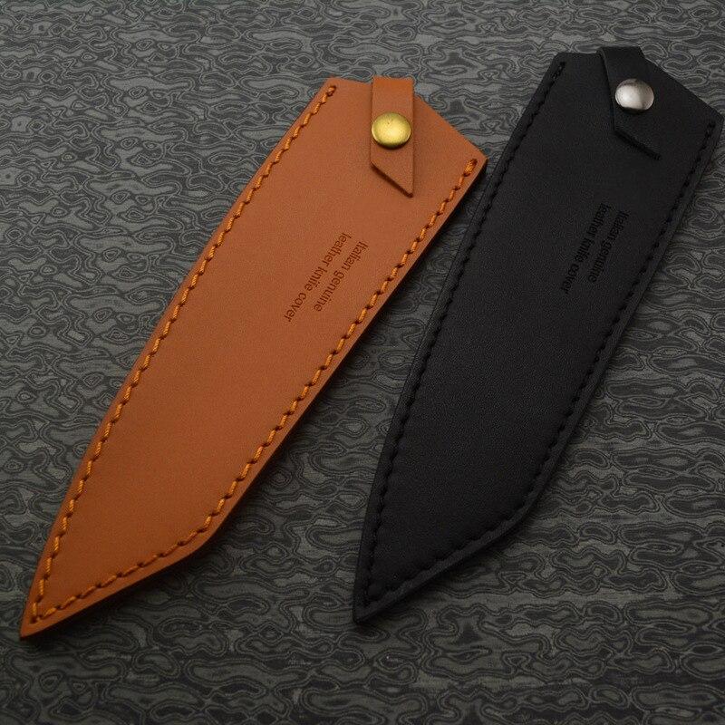 Genuine Leather Knife Sheath Cover(China)