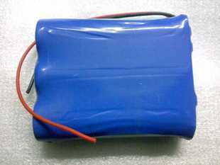 12V Li ion battery pack 12.6V5000MAH, 18650 batteries, 3 strings and 2 Rechargeable Li-ion Cell