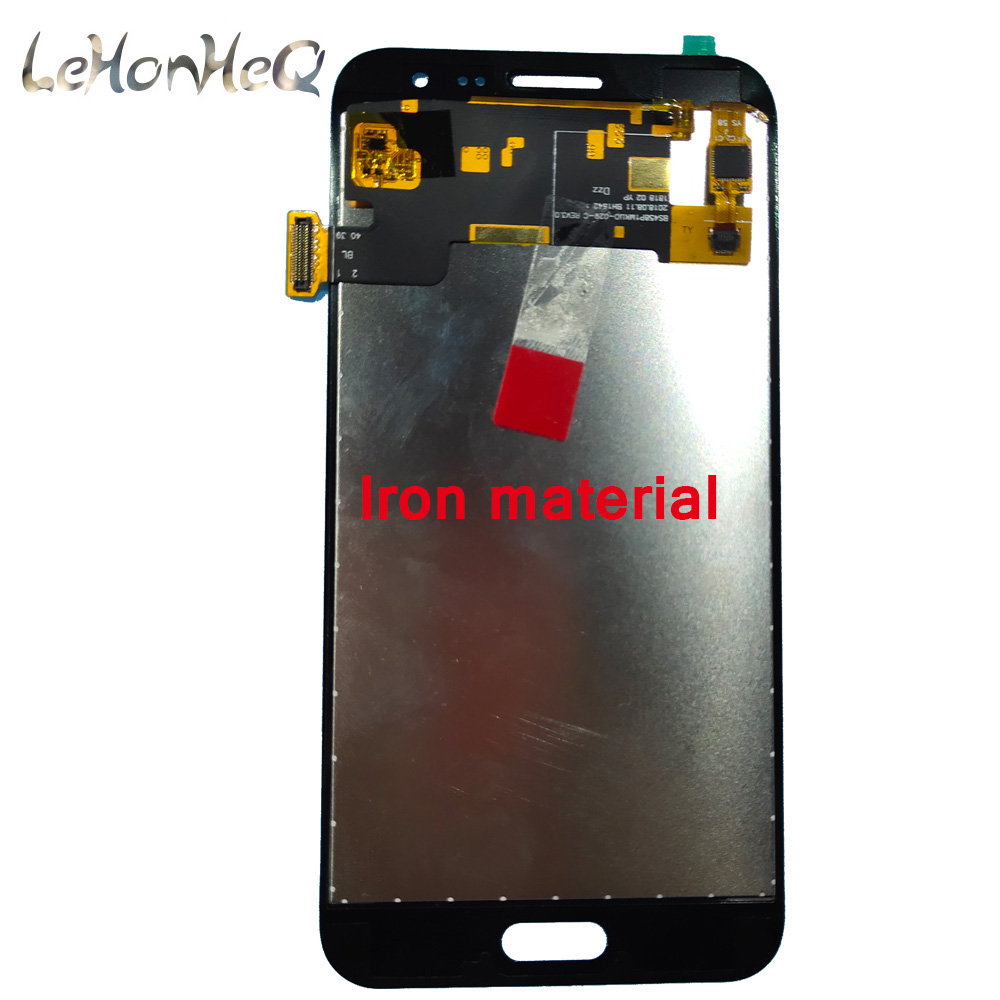 Iron LCD For Samsung J3 2016 J320 J320FN J320F J320G LCD Display Touch screen Digitizer Assembly image