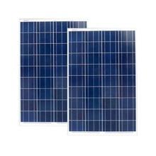 Solar Panels 200W 18V Free Shipping Modules 12V 100W 2Pcs/Lot Battery Charger Fountain Garden Motorhomes Caravan
