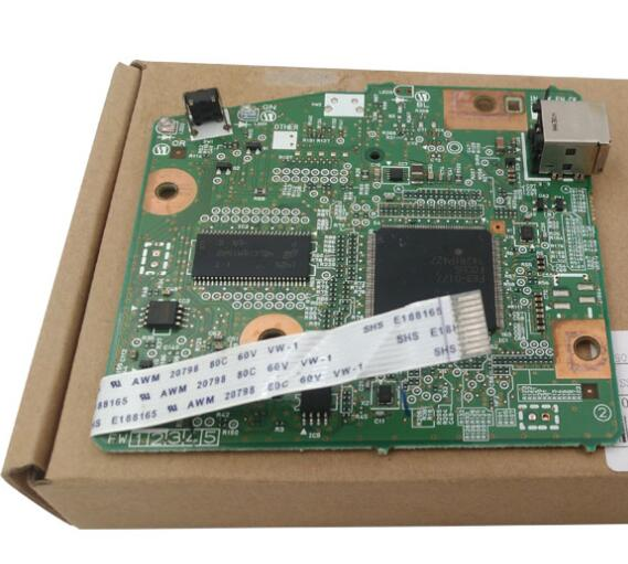 Used Formatter Board logic Main Board MainBoard mother board For Canon LBP6018L LBP6030 LBP6040 LBP-6018L LBP-6030 LBP-6040 wire universal board computer board six lines 0040400256 0040400257 used disassemble