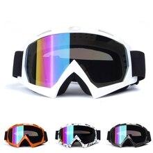 Óculos de proteção da motocicleta Óculos De Motocross Off Road capacete  googles óculos de sol Óculos 18e1fc0e25