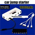Банк силы автомобиля автомобиль усилитель автомобиль скачок стартер 10000 мАч Мини Чрезвычайных Зарядное Устройство Батареи Booster Power Bank Скачок Стартер