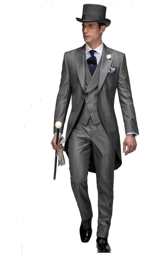 2014 Mens Fashion The Classic Men's Suit Suits For Weddings Frac ...