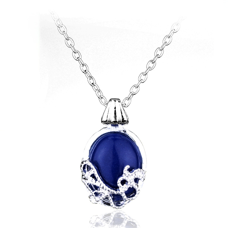 Fashion Jewelry The Vampire Diaries Necklace Vintage Katherine Pendant Movie Jewelry Cosplay For Women Gift Free Shipping