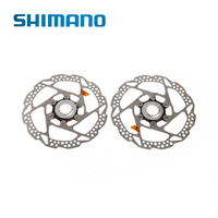 Shimano Bike Bicycle Deore SLX SM RT54 S Stainless Steel Cycling Bike Bicycle Disc Brake Rotors 2pcs Centerlock 160mm Bike Parts