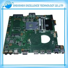 100% tested well free shipping For asus A34A laptop motherboard