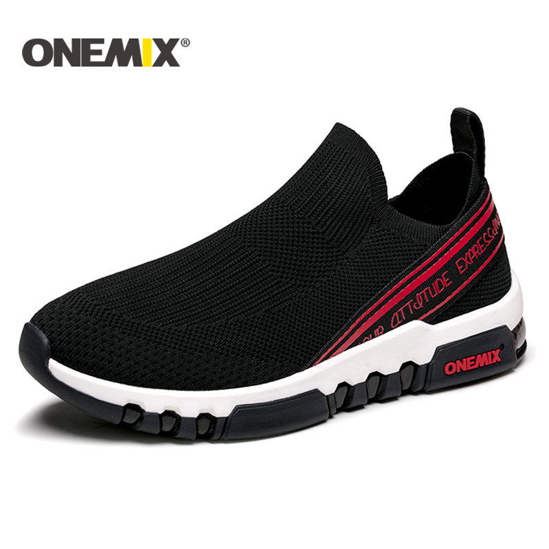 ONEMIX 2018 new running shoes for men breathable sneakers men outdoor trekking walking shoes men Sport Shoes men sneakers women umbro men 2018 new spring breathable running shoes for men sneakers ui181ft0201