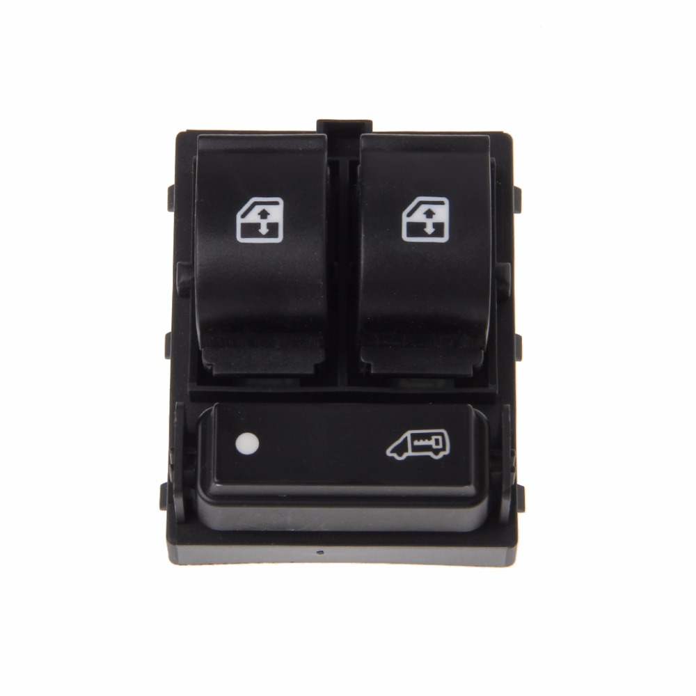 1Pc Black 3 Buttons Power Master Window Switch Console Boxer For Electric Vehicle Fiat Ducato Doblo Peugeot Citroen Relay