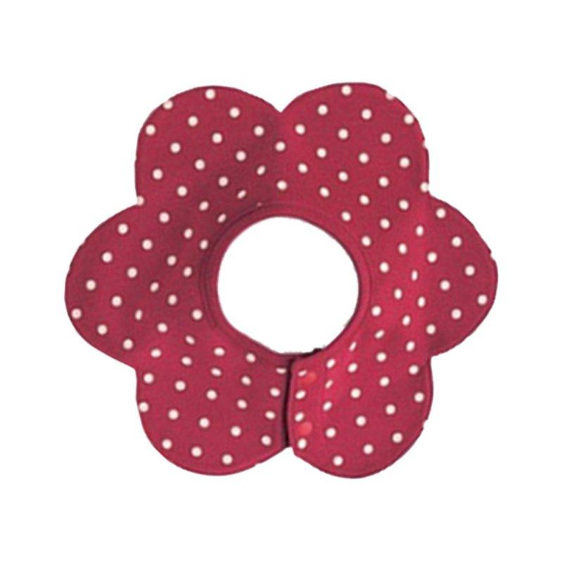Baby Bibs Flower Layer Waterproof Slobber Towel Baby Bib Swivel Snap Octagonal Circular Rice Bag