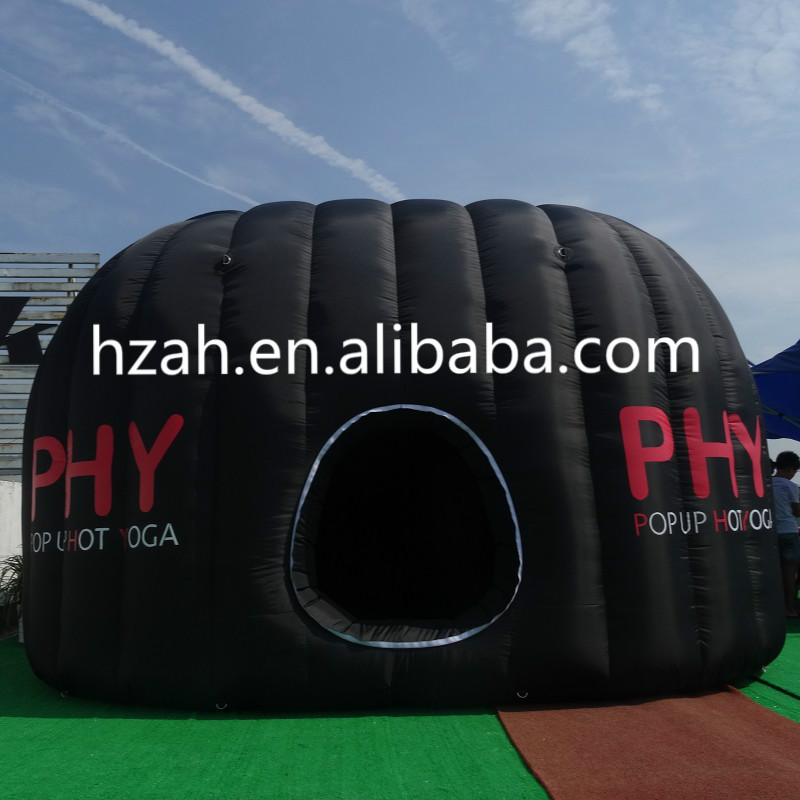 Inflatable Hot Yoga Dome Tent ao058m 2m hot selling inflatable advertising helium balloon ball pvc helium balioon inflatable sphere sky balloon for sale