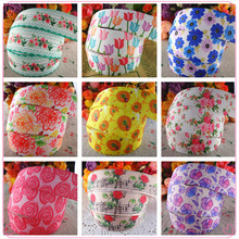 Hair-Bows Grosgrain-Ribbons 25mm Handmade-Materials Flowers-Printed 5-Yards 1-18092726