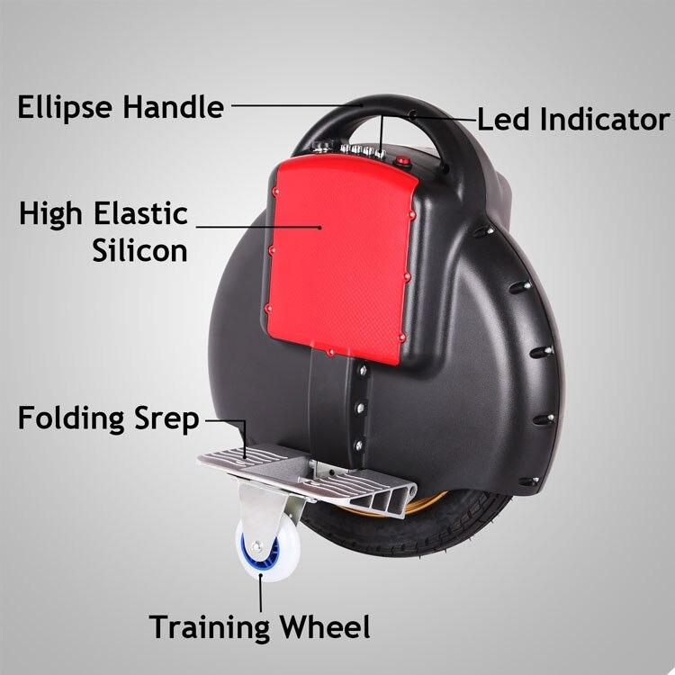 Airwheel X3s Elektrisches Einrad 132Wh Rad Fahrrad Solowheel Scooter  Monowheel