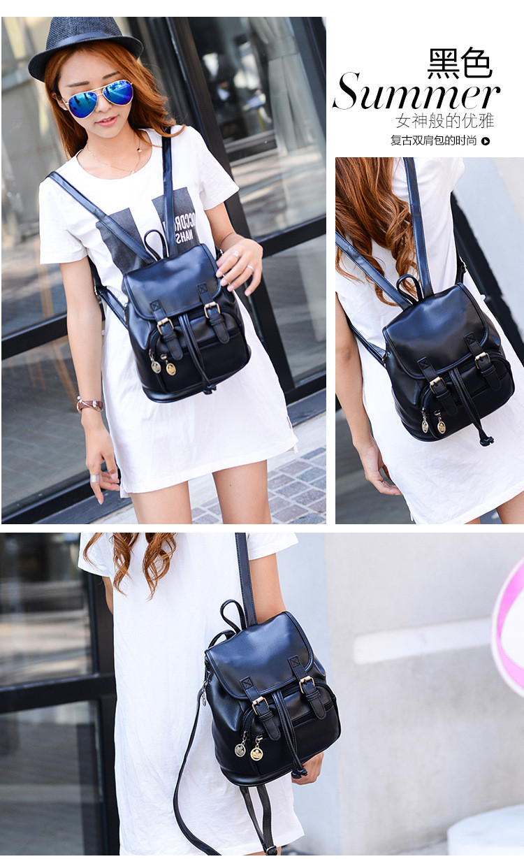 High Quality women backpack