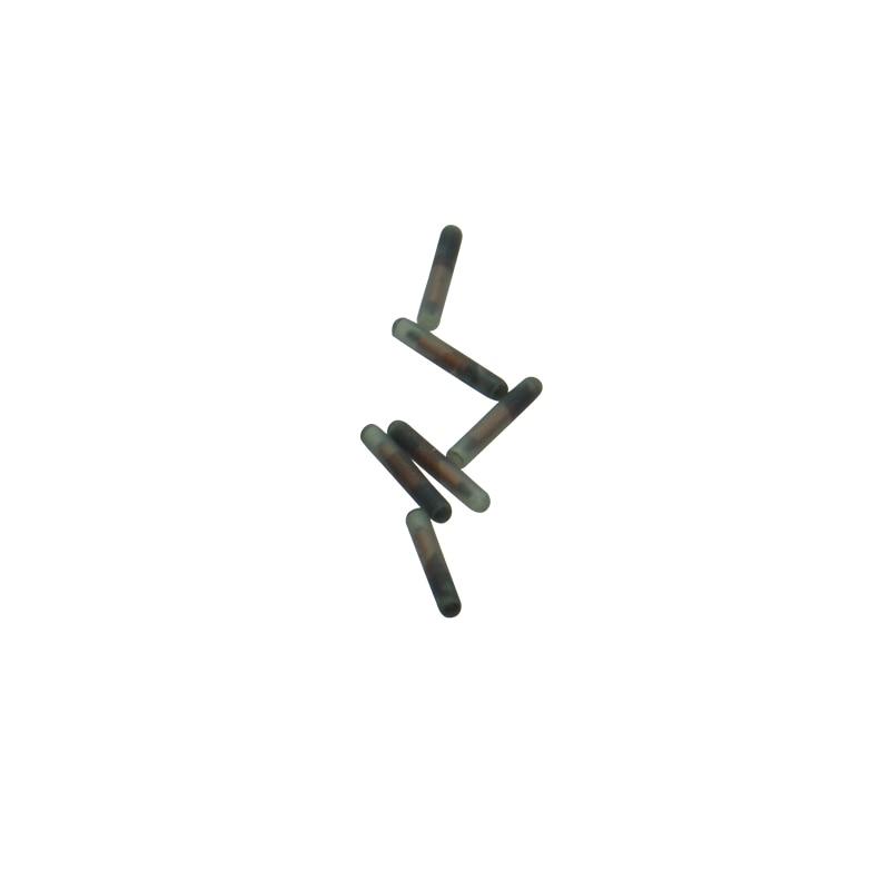 X 100 NFC Puce Ntag 216 RFID tag animal implantables Microchip 13.56 mhz