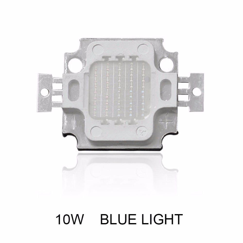 10W 20W 30W 50W High Power Integrated LED lamp Chips SMD Bulb For Floodlight Spot light White/Warm white/Blue/RGB