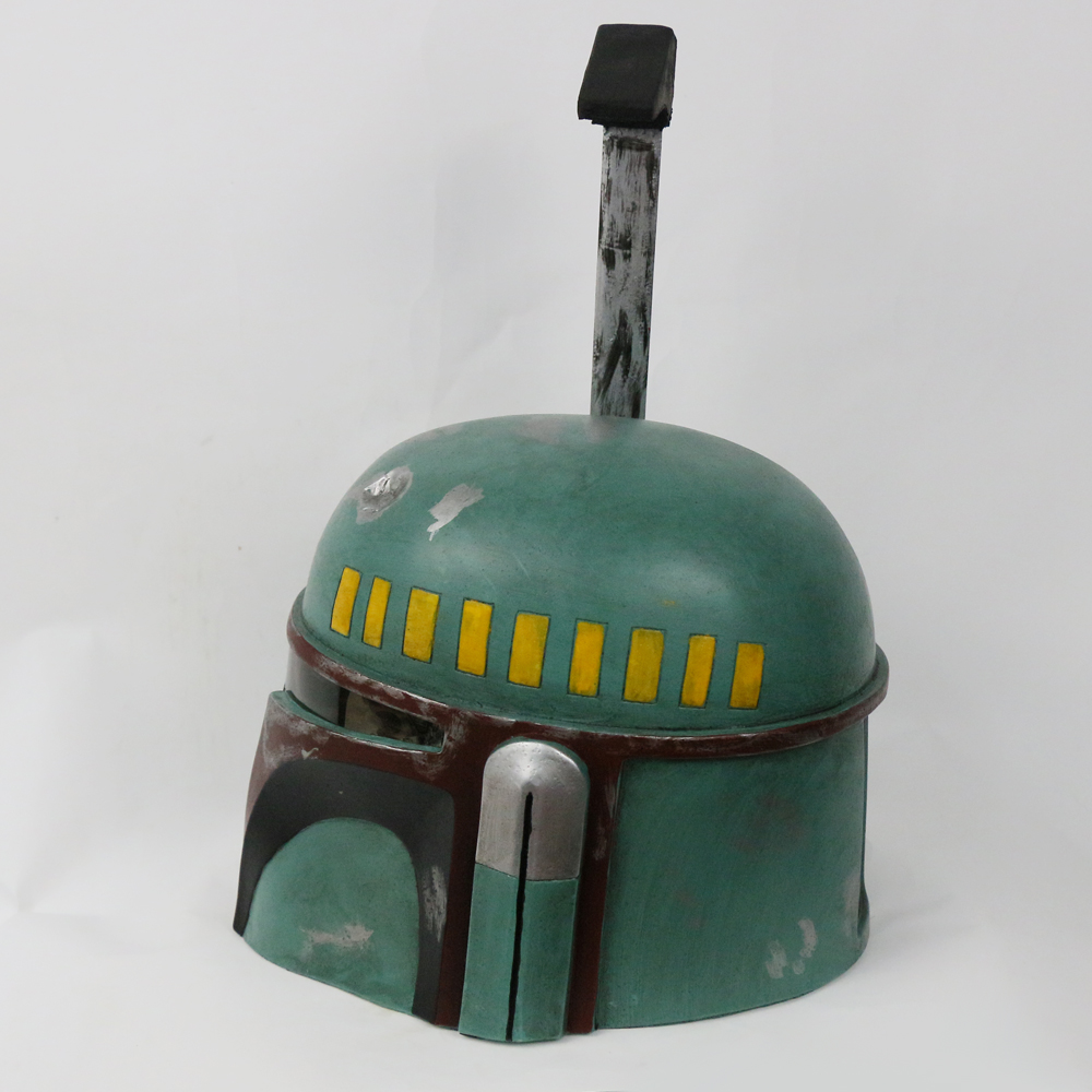 Helmet Star Wars Boba Fett Bounty Hunter Hat Boba Fett Helmet Halloween Helmet Mask (11)