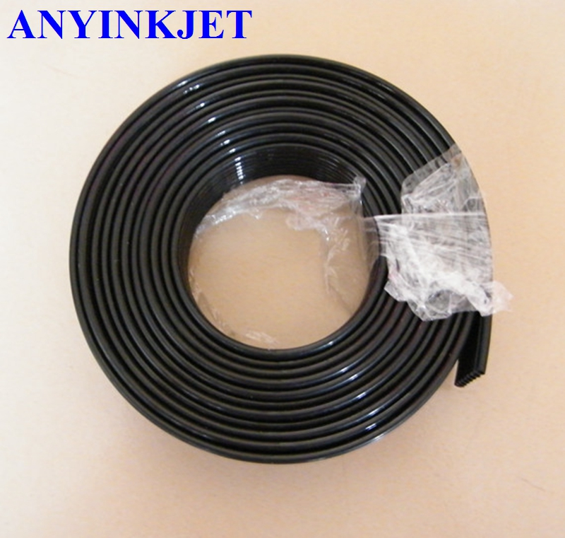 3mm 2mm UV tube black 8 line tube printer UV ink hose for Infinity Pheaton SID