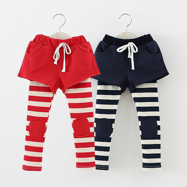 291fe2298 Children False Two Paper Hit Underpant 2017 Spring Clothes Korean ...
