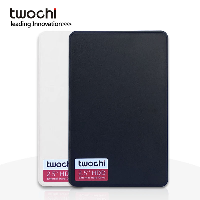New Styles TWOCHI A1 Original 2.5'' External Hard Drive 40GB USB2.0 Portable HDD Storage Disk Plug And Play On Sale