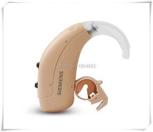 Image 3 - 2020 meilleur! SIEMENS Fun SP 6 canaux Super puissance soins de loreille aides numérique BTE grave perte auditive dispositif amplificateurs sonores