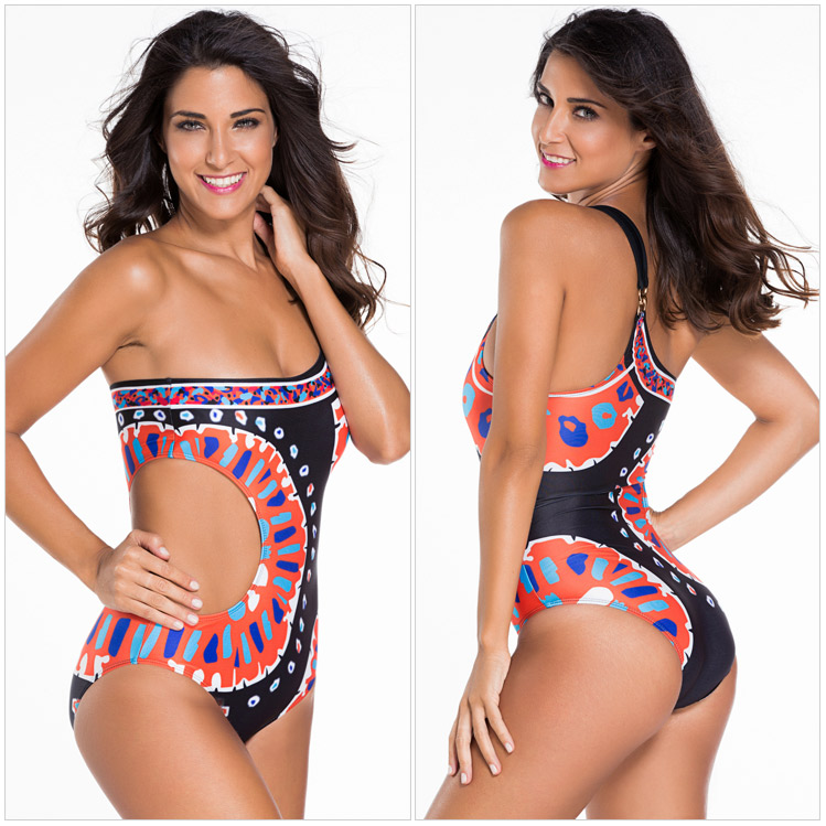 b5e5cdf894 Trina Turk Yucateca One Shoulder One Piece Swimwear-in One-Piece Suits from  Sports & Entertainment on Aliexpress.com | Alibaba Group