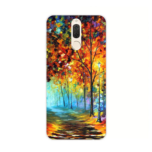 Huawei Mate 10 Lite Case,Silicon Bandersnatch Painting Soft TPU Back Cover For Huawei Mate 10 Lite 5.9