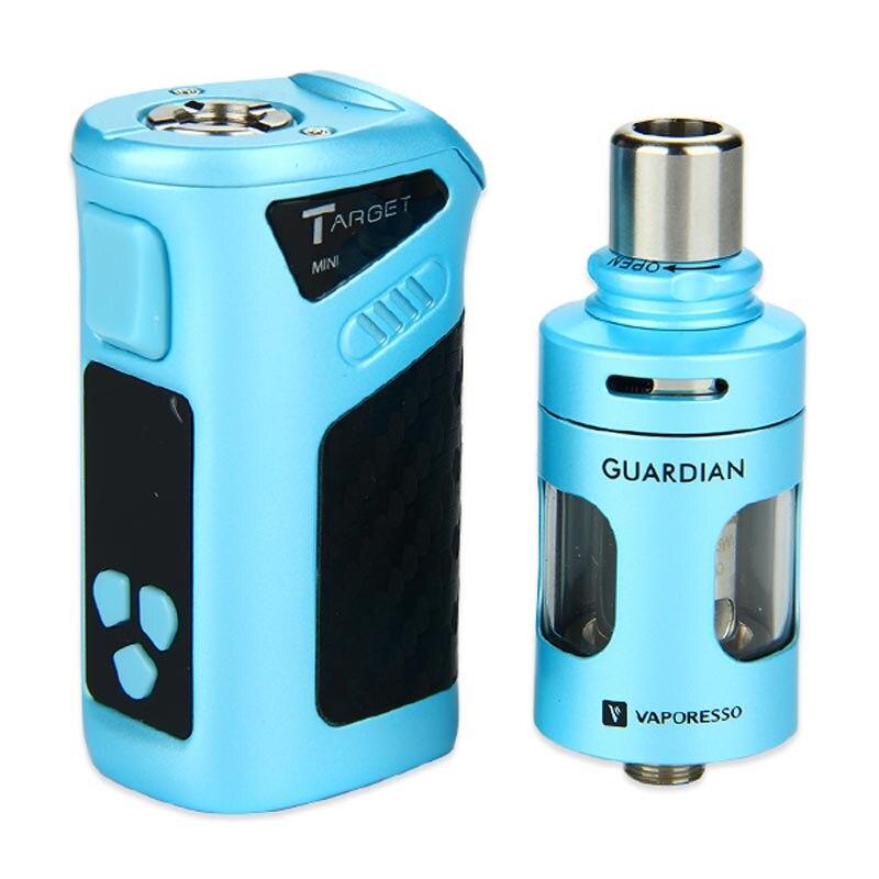 D'origine 40 W Vaporesso CIBLE Mini TC Starter Kit avec 2 ml tuteur Réservoir 1400 mAh Batterie CIBLE Série Petite Taille E-cig Kit Mini - 3