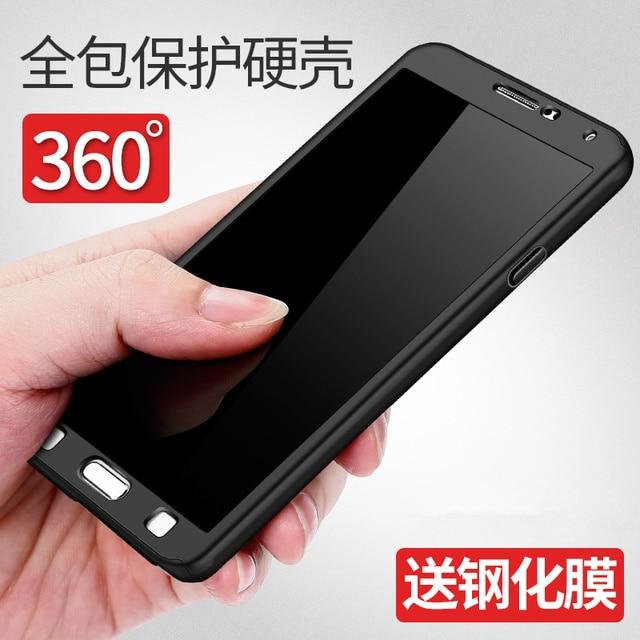 360 Đầy Đủ Bảo Vệ Ultra Thin Phone Bìa Cho Samsung Galaxy Note