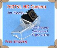 Weivision 700TVL! Заднего вида Камера Обратный Резервное копирование [arking Камера для Mazda 2 Mazda 3, завод продажи,