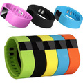Fitness Activity Tracker Bluetooth 4.0 Smartband Sport Bracelet Smart Band Wristband Pedometer For IOS Android TW64