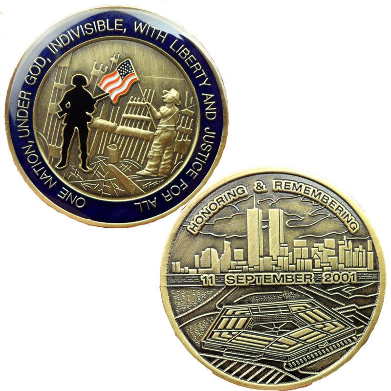 Low Price Challenge Coin Big Discount Custom Us Military