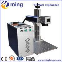 10w20w30w50w волоконно лазерная маркировочная машина/металл/Jewelry/пластиковая упаковка режущий плоттер/дата производства кодирования машины