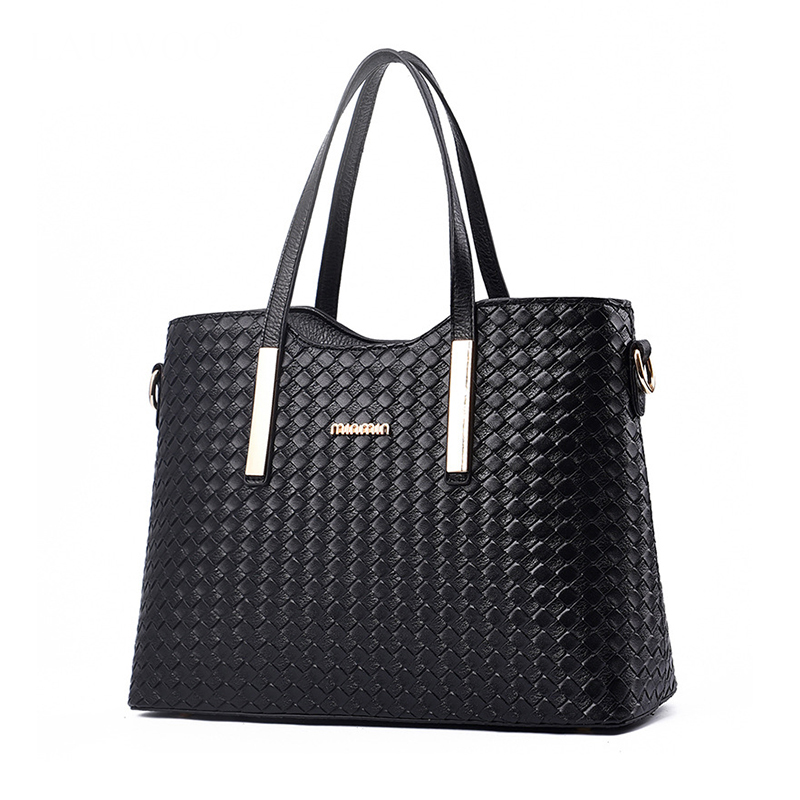 3PCS Women/'s Handbag Shoulder Bag Leather Messenger Hobo Satchel Purse Tote Set