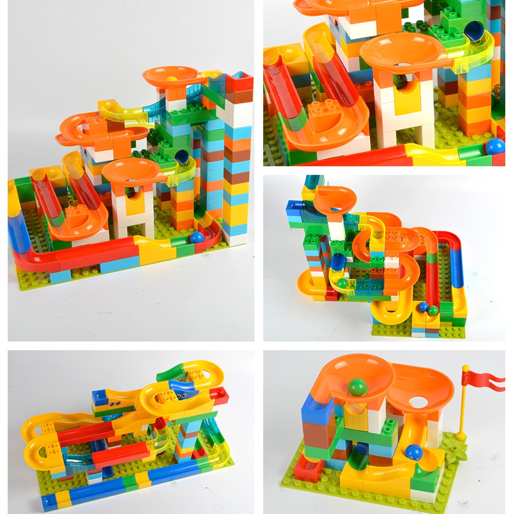Blocos tumama 47 123 pcs mármore Size : Big Size Building Blocks