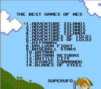 THE 143 In 1 BEST VIDEO GAMES OF ALL TIME! Classic Gold NES Cartridge 3